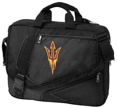 Broad Bay Arizona State Laptop Bag ASU Computer Bag or Messenger Bag