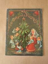 A Folk Art Christmas Painting Pattern Book • Volume 1 • Jo Sonja Jansen • 1983