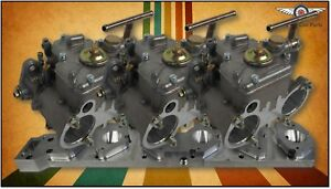 BMW-M20-6cyl-BELTDRIVE-FAJS-Triple-45-DCOE-Weber-Sidedraft-Carburettor-Kit