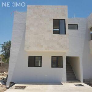 Casa Nueva en Venta en Chuburná, Mérida, Yucatán