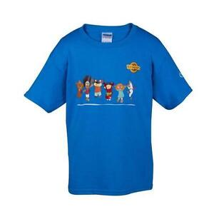 YOUTHS-BEAVER-SCOUT-FRIENDS-T-SHIRT-AGE-9-11-SIZE-34-034-CHEST-GREAT-GIFT-FUN-ITEM
