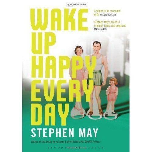 """1 of 1 - """"VERY GOOD"""" May, Stephen, Wake Up Happy Every Day, Book"""