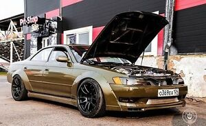 Image Is Loading Jzx90 Toyota Mark 2 Bodykit Widebody Fender Flares