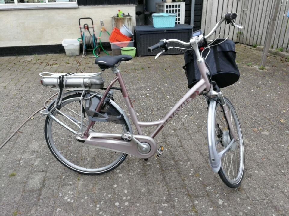 El. cykel sælges, fremstår som splinterny