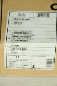 Brand-New-Cisco-PWR-1941-POE-AC-PoE-Power-Supply-for-1941-Router-1YrWty-TaxInv