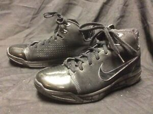 Details about Nike Air Max High Tops Black on Black Mens 9.5