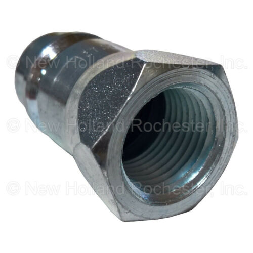 """New Holland 1//2/"""" Quick Male Coupling NPTF Part # 1272770C2DS for Tractors"""