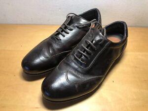 Pantofola Pelle D'oro Scarpe Taglia Usato Marrone Pelle 40 Marrone Scarpe aP1nT0