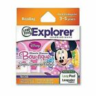 LeapFrog Leapster GS Explorer LeapPad Leappad2 Minnie Mouse Surprise Game