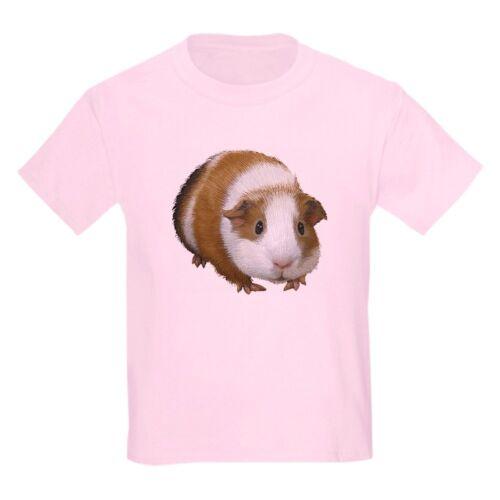 1212671157 CafePress Guinea Pig Kids Light T Shirt Kids Light T-Shirt