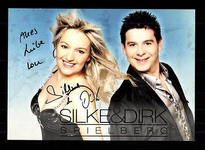 Dass Haare Vergrau Werden Und Helfen Den Teint Zu Erhalten Sanft Silke Und Dirk Spielberg Autogrammkarte Original Signiert## Bc 100727 Verhindern