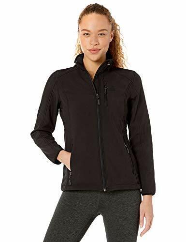 Choose SZ//color Reebok Women/'s Softshell Active Jacket