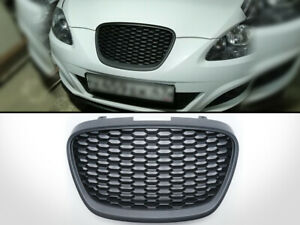 HoneyComb-Grill-Grille-For-09-12-Seat-Leon-MK2-1P-Facelift-Badgeless-Debadged
