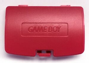 Cache Pile Rouge Rose Berry Neuf Game Boy Color Gameboy