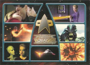 Complete-Star-Trek-Voyager-P1-PROMO-CARD-P1-by-Rittenhouse