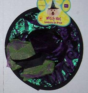 Rubie's Pet Shop Boutique Witch Hat M/L Dog