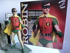 Batman Classic Robin Tweeter head Sideshow Hot Toys  1/6 Figur DC Comics