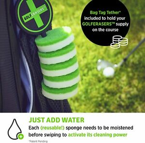 Instant Golf Equipment Eraser (Clubs/balls and Shoes)