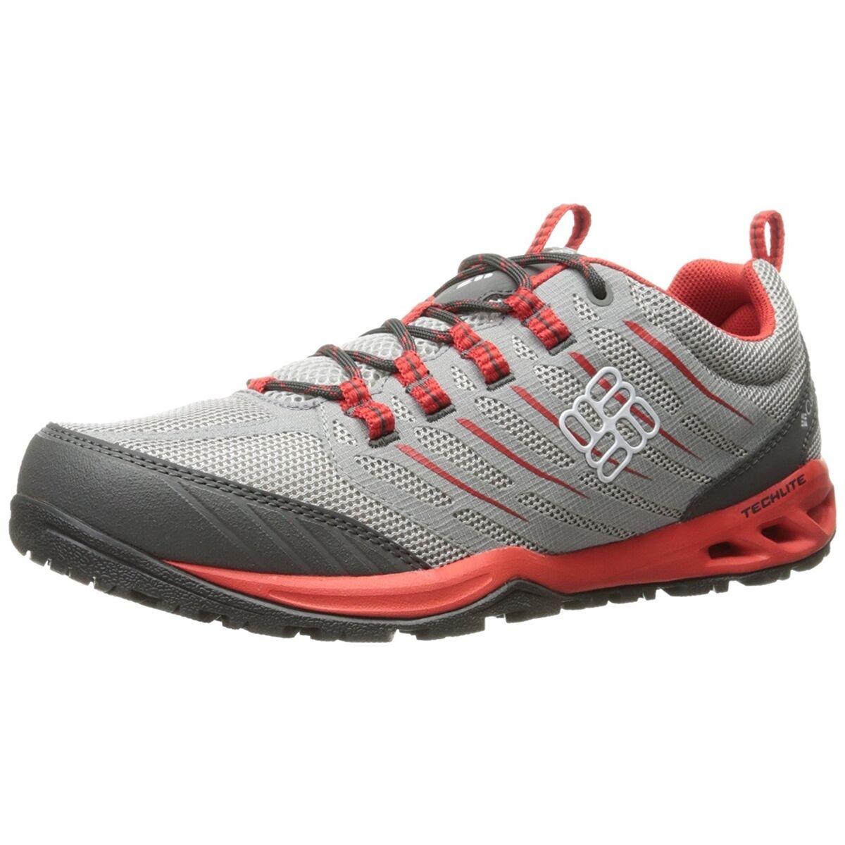 hommes Columbia Ventrailia Razor Multisport Chaussures Cool Gris Sneakers NEW