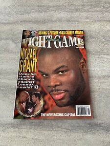 Fight-Game-Boxing-Magazine-May-2000-13-Michael-Grant