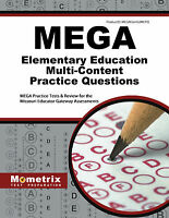 Mega Elementary Education Multi-content Practice Questions
