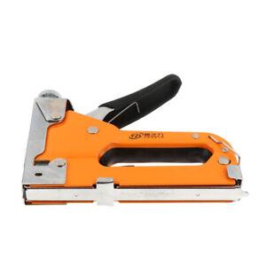 Manual 3 In 1 Brad Nailer Stapler Carpenter Tool 600