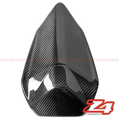 Ducati 899 1199 Carbon Fiber Seat Pillion Pad Cover Rear Tail Trim Fairing Panel