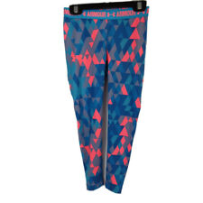 Under Armour Girls HeatGear Armour Printed Legging XS youth $39.99