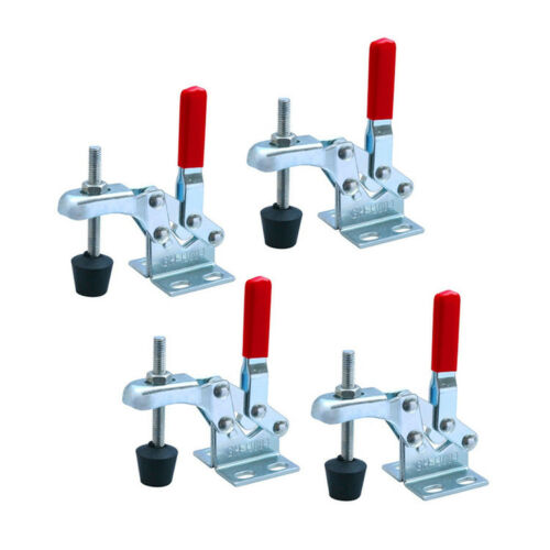 4-piece Vertical Handle Holding Capacity 30Kg U-Bar 13009 Hold Down Action