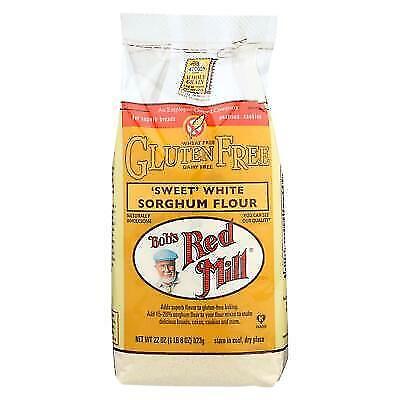 Bob's Red Mill - Gluten Sorghum Flour ( 4 - 22 OZ) for