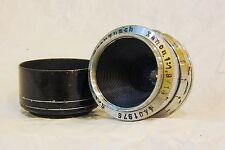 Schneider Kreuznach Xenon 16mm / 1.9, C Mount Lens, 4/3 Lumix Bolex RX ARRI 16mm