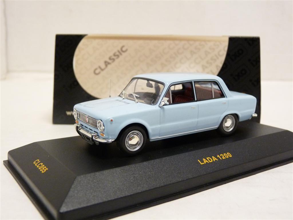 IXO CLC055 1 43 1970 LADA 1200 VAZ 2101 Diecast Voiture Modèle