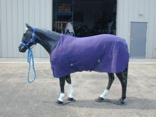 """Blanket Liner  69/"""" Royal Horse Fleece Cooler"""