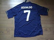Real Madrid #7 Cristiano Ronaldo 100% Original Jersey Shirt 2012/13 XL BNWT Rare