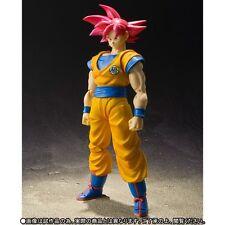 Bandai S.H.Figuart Dragon Ball Z Super Saiyan God Son Goku Japan version