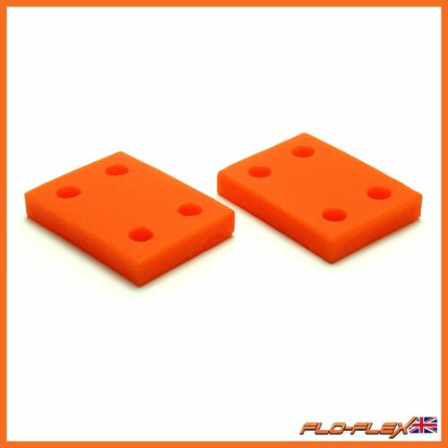 Land Rover Series 3 LWB Exhaust Hanger Mount Bushes in Polyurethane Flo-Flex