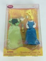 Disney Belle Wardrobe And Friends Set Beauty And The Beast Doll Clothes