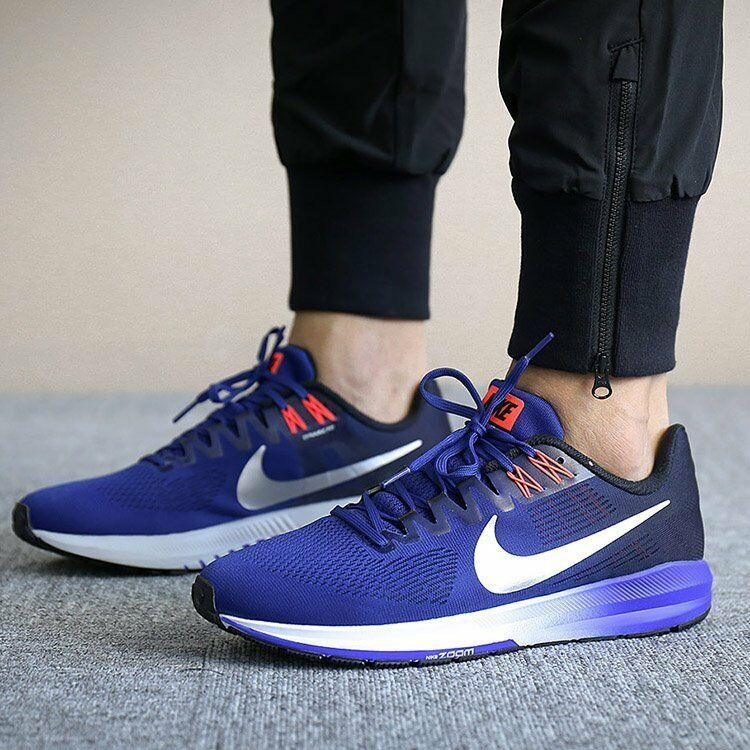 Nike Air Zoom Structure 21 Running Trainers Sneakers shoes US 8