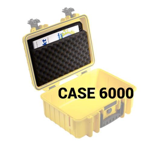 B /& W outdoor case 6000 tapa bolso
