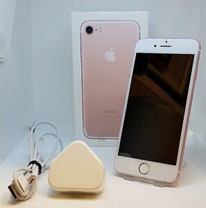Apple-Iphone-7-32GB-Dorado-Rosa-Vodafone-A1778-en-Caja
