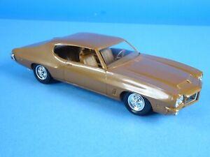 1972 PONTIAC GTO Dealer Promo car.