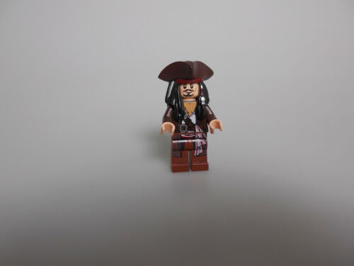 Lego® Fluch der Karibik Minifigur Jack Sparrow aus Set 4195