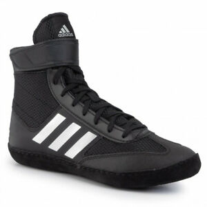 Adidas Combat Speed 5 Wrestling Boots Adult Boxing Shoes Mens Womens Trainers BA