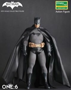 Crazy-Toys-Batman-PVC-Action-Figure-Collectible-Model-Toy
