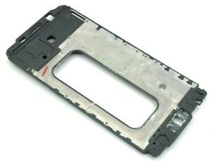 Original-Samsung-A3-2016-A310F-Front-Cover-Gehaeuse-LCD-Display-Kleber-Rahmen