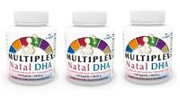 3 Pack Prenatal Multivitamin Dha 360 Capsules Vita World German Pharmacy
