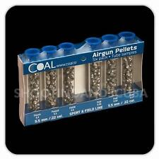 Coal Airgun Pellets Sample - Sport and Field .22 (5.5mm)