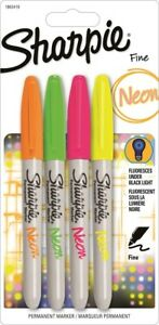 Sharpie-Fine-Neon-Highlighters-4-Pack-21399