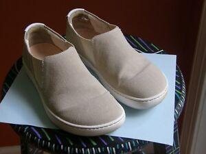 005dd74cc Image is loading Birkenstock-Barrie-textile-slip-on-shoe-size-37N