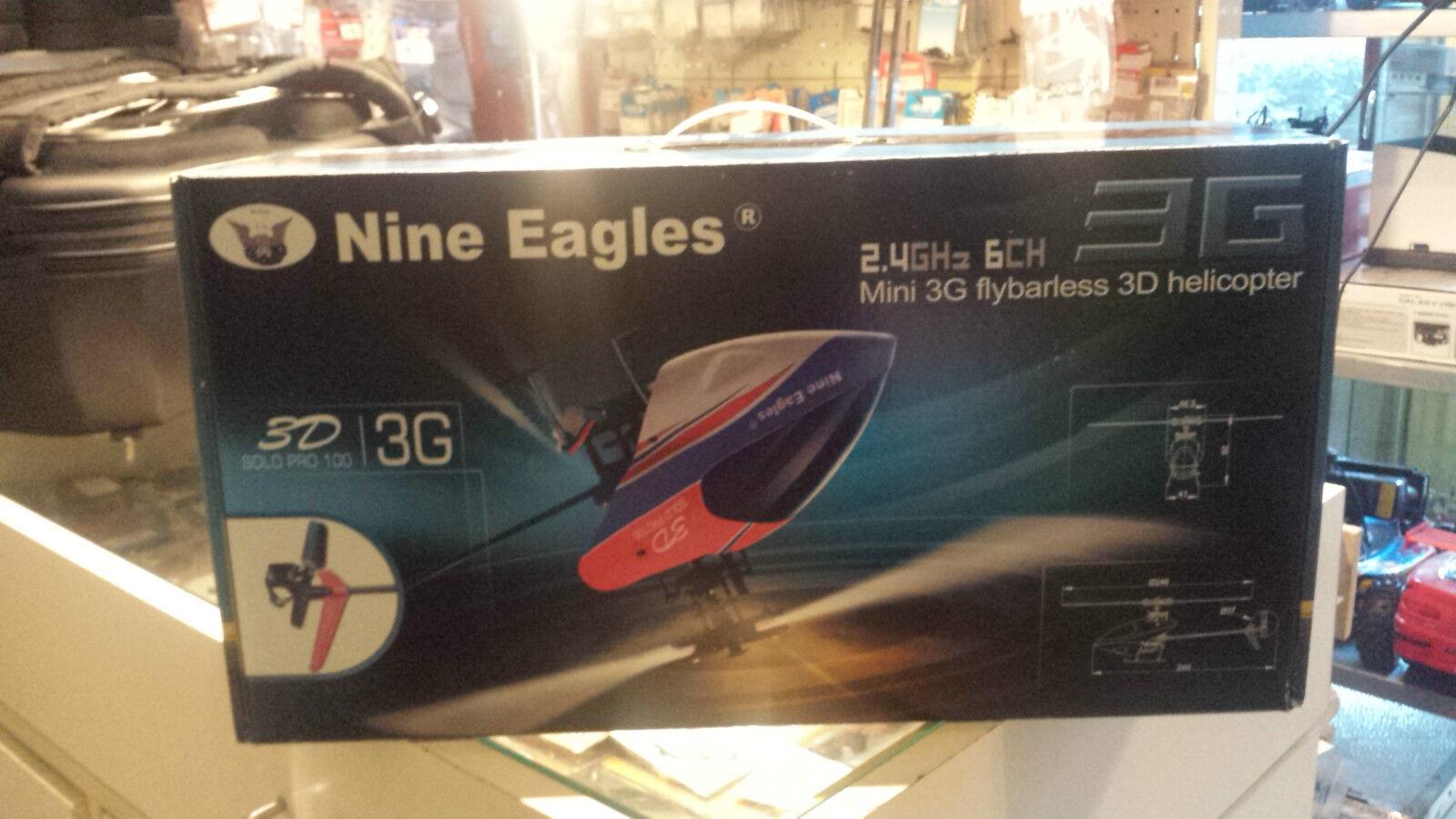 Achats de de de Noël Nine Eagles Solo PRO 100 95ab36